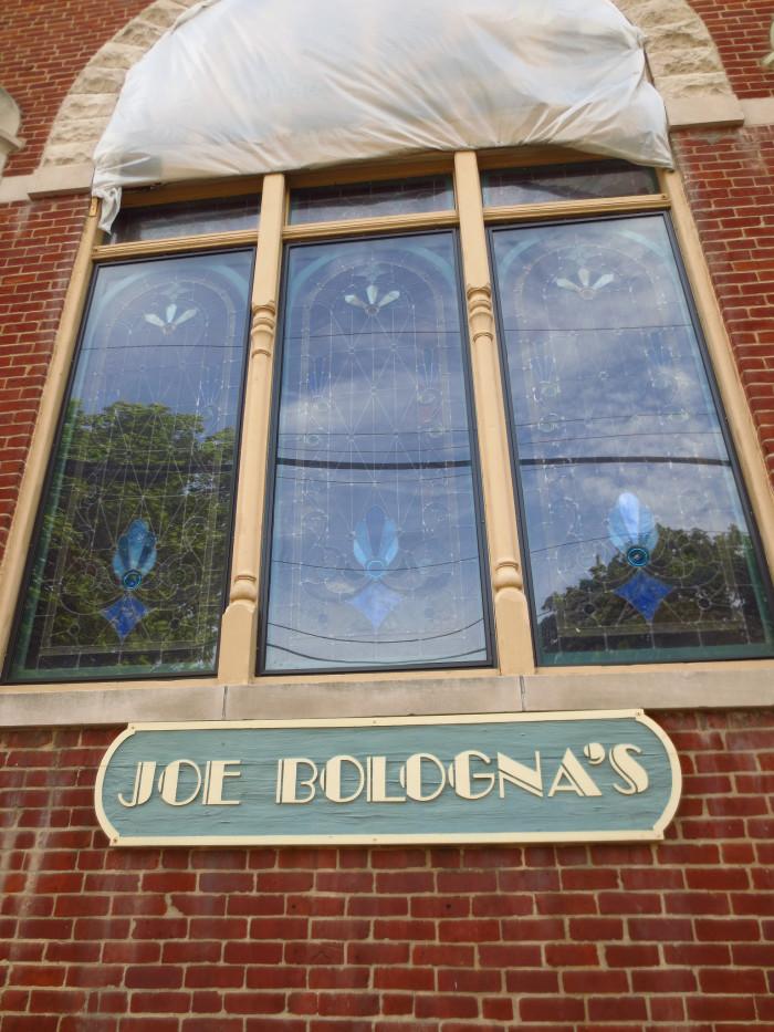 5. Joe Bolognas