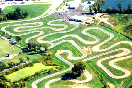 14. World's Longest Go-Kart Track