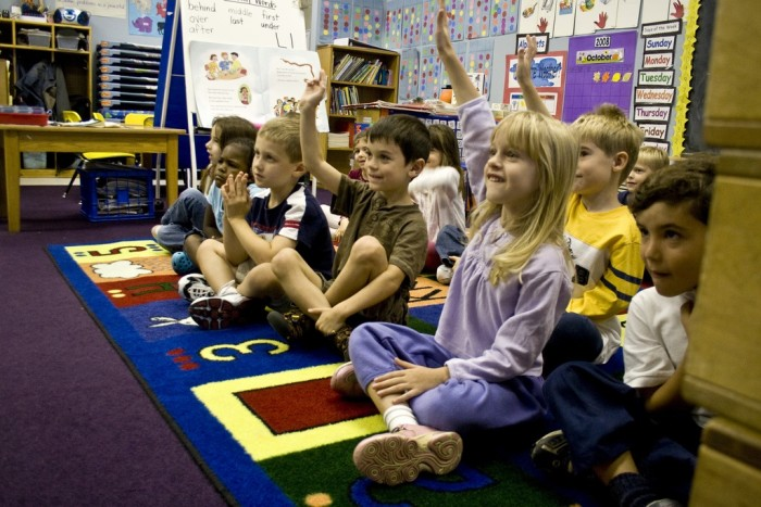 8. Wisconsin is home to the first kindergarten.