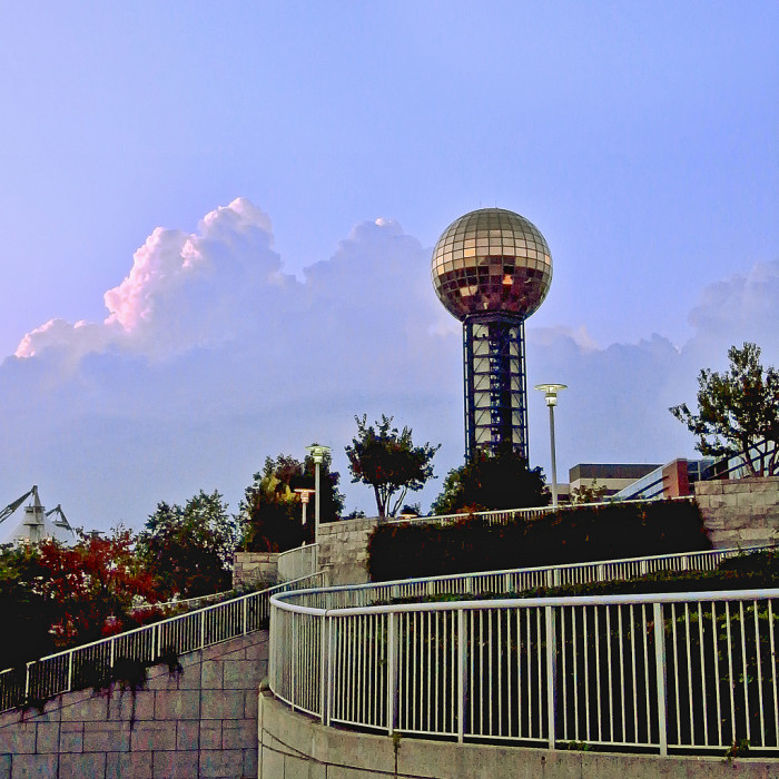8) The Knoxville World's Fair in 1982 hosted 11,127,786 - CRAZY