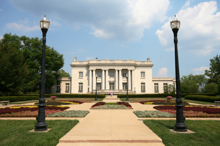 6. Kentucky Governor's Mansion