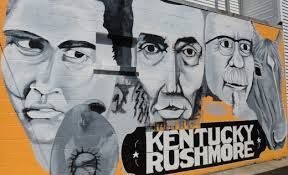 5. Kentucky Rushmore