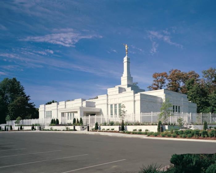 9. Louisville Kentucky Temple