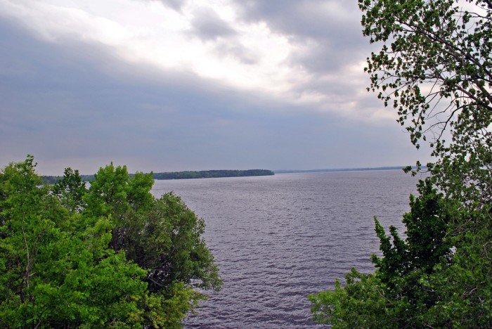 12. Fabulous lakes and rivers. Pictured: Lake Wissota (Chippewa Falls).