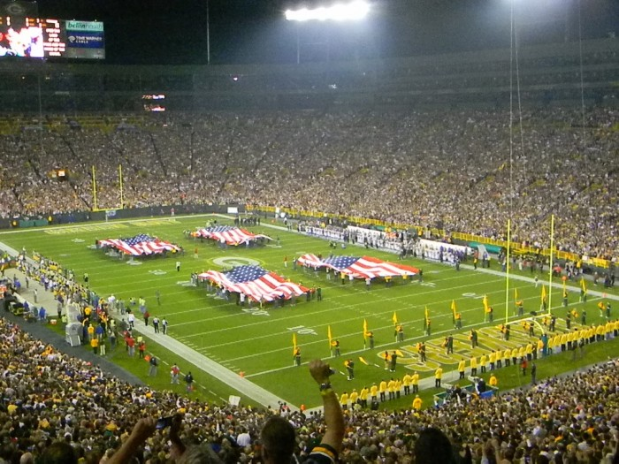 3. Lambeau Field (Green Bay). Whether you're catching a game or just coming to see the stadium, this is a great trip for the whole family.