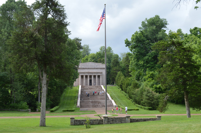 7. Abraham Lincoln Birthplace National Historic Park