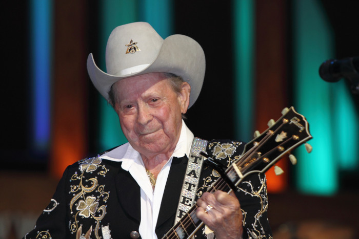 10) Little Jimmy Dickens, from Bolt, WV, started as a member of the Grand Ole Opry and became a member of the Country Music Hall of Fame in 1983.