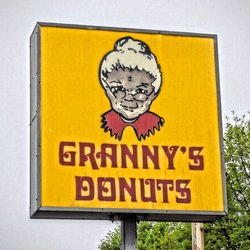 8. Granny's Old Fashioned Donuts, Aberdeen