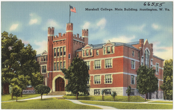 3) Old Main is the oldest building on campus and is now home to the university administration offices.