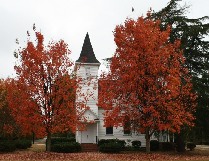 13. McBee Presbyterian Church, McBee, SC