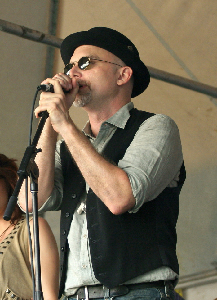 12) Michael Cerveris, a singer, guitarist, and actor, was actually born in Maryland but was raised in Huntington, WV.