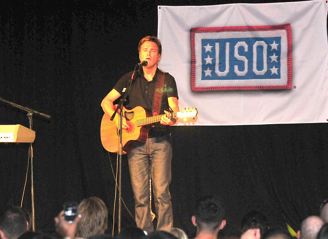13) Michael W. Smith is a contemporary Christian musician from Kenova, West Virginia.