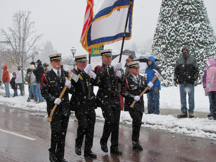 5) West Virginia has the highest number of men and women serving in the military per capita!