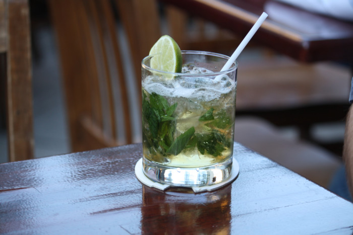 10. The Mint Julep: the classic Kentucky Derby drink, can't watch a horse race without one.
