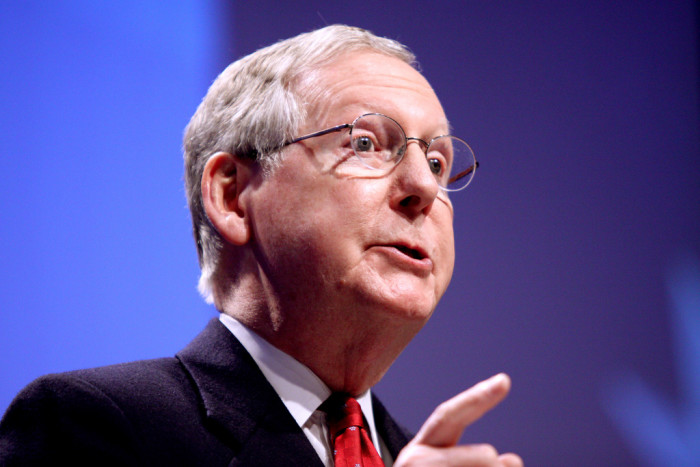 6. Mitch McConnell