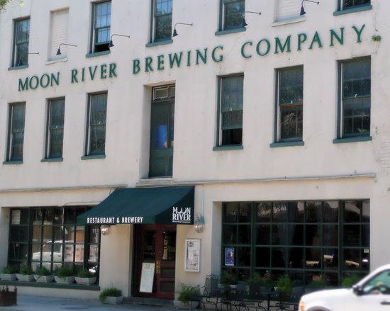 5. Moon River Brewing Company in Savannah, Georgia