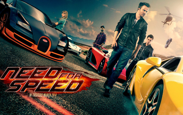 7. Need for Speed (2014)