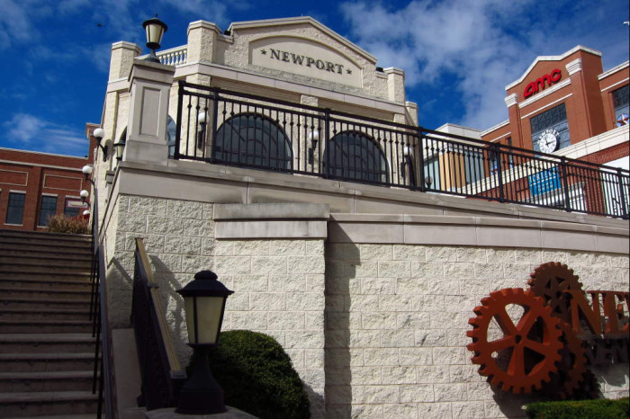 9. Witness gorgeous views and sunsets at the Newport Levee