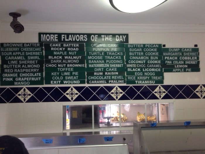 9. Sunni Sky's Homemade Ice Cream, Angier