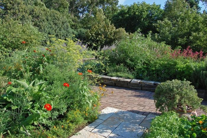 10. Olbrich Botanical Gardens (Milwaukee).  Explore sixteen beautiful acres of the gardens.