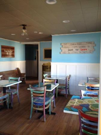 10. A tiny dining room with BIG flavor at Pass The Salt in Historic Currituck