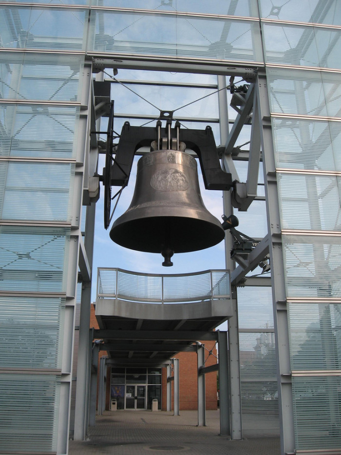 13. World Peace Bell