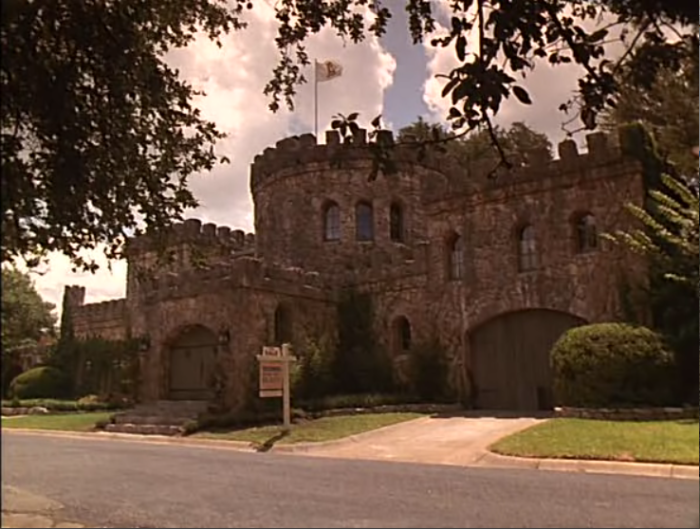 "5) Pemberton Castle: located in the prestigious Pemberton Heights neighborhood in Austin, this castle is most famous for its appearance in the movie ""Blank Check"" in 1994. See, it's not just the castles in England that make it to the big screen..."