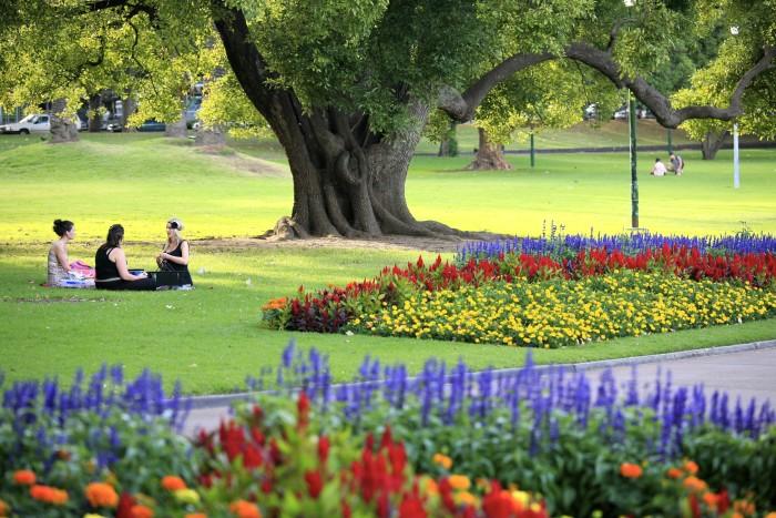 8. Park for a Picnic