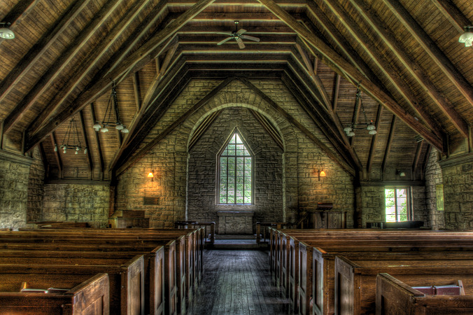 6. Pine Mountain Settlement School Chapel