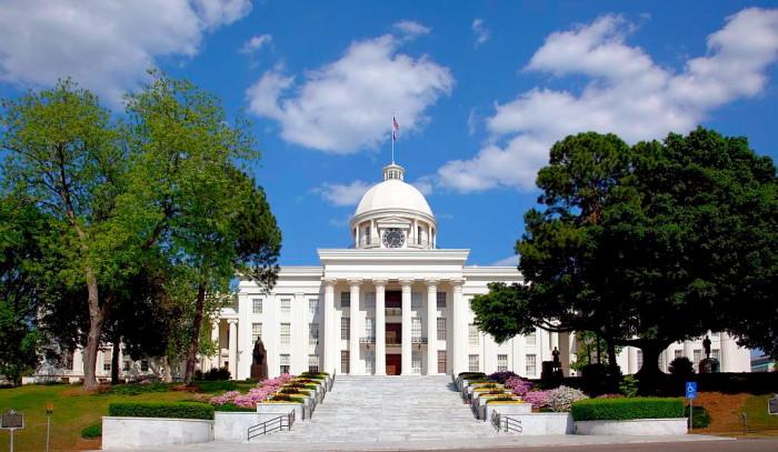 1. Alabama State Capitol