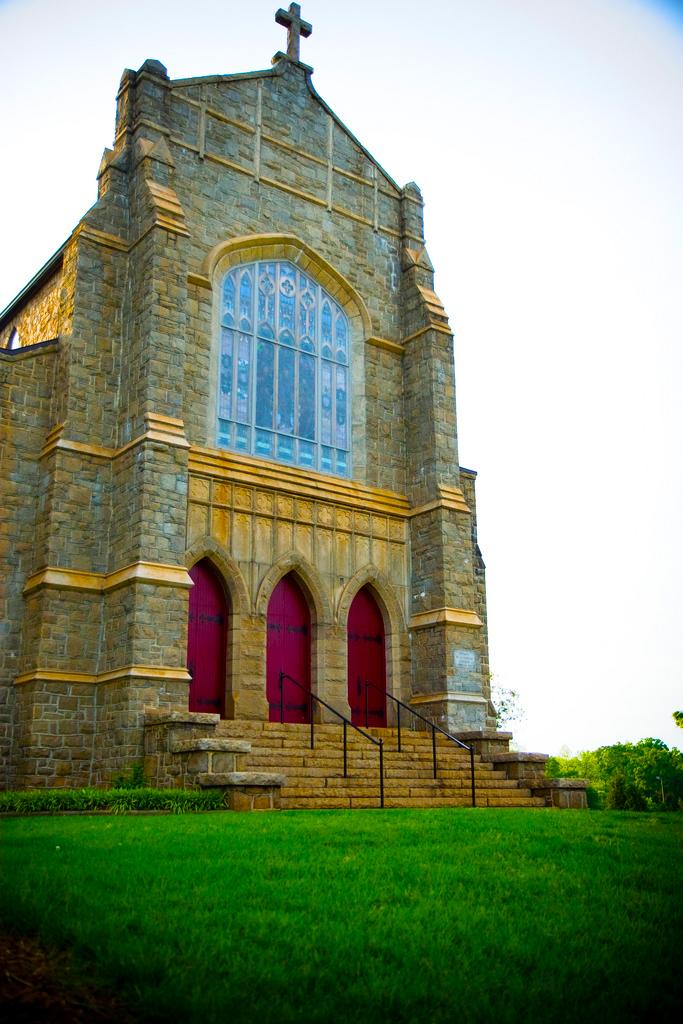 15. Trinity Lutheran Church, Greenville, SC