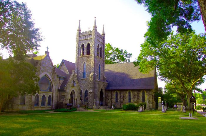 14. Church of the Advent, Spartanburg, SC