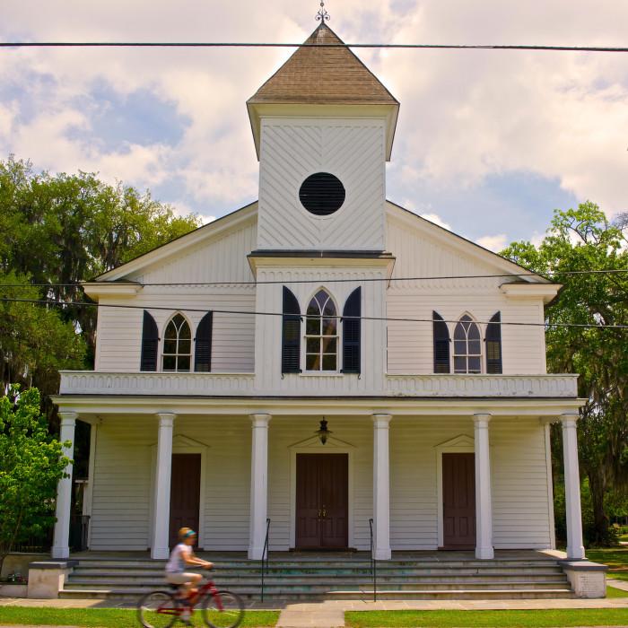 16. First African Baptist Church, Beaufort, SC