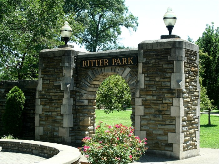 14) Hang out at one of the beautiful parks with your family!