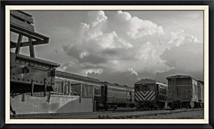 14. Tour the Bluegrass Scenic Railroad and Museum