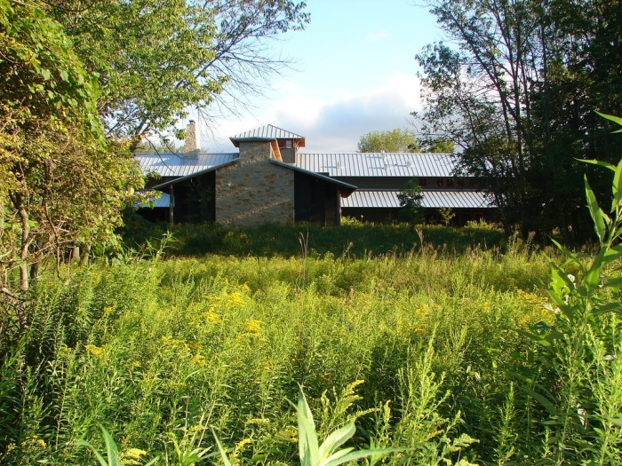 1. Schlitz Audubon Nature Center (Milwaukee). There are 185 beautiful acres on Lake Michigan with six miles of walking trails, as well as as a sixty foot observation tower. The setting is beautiful for a first kiss (or any kiss).