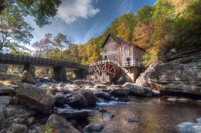 12) West Virginia has a sense of home.