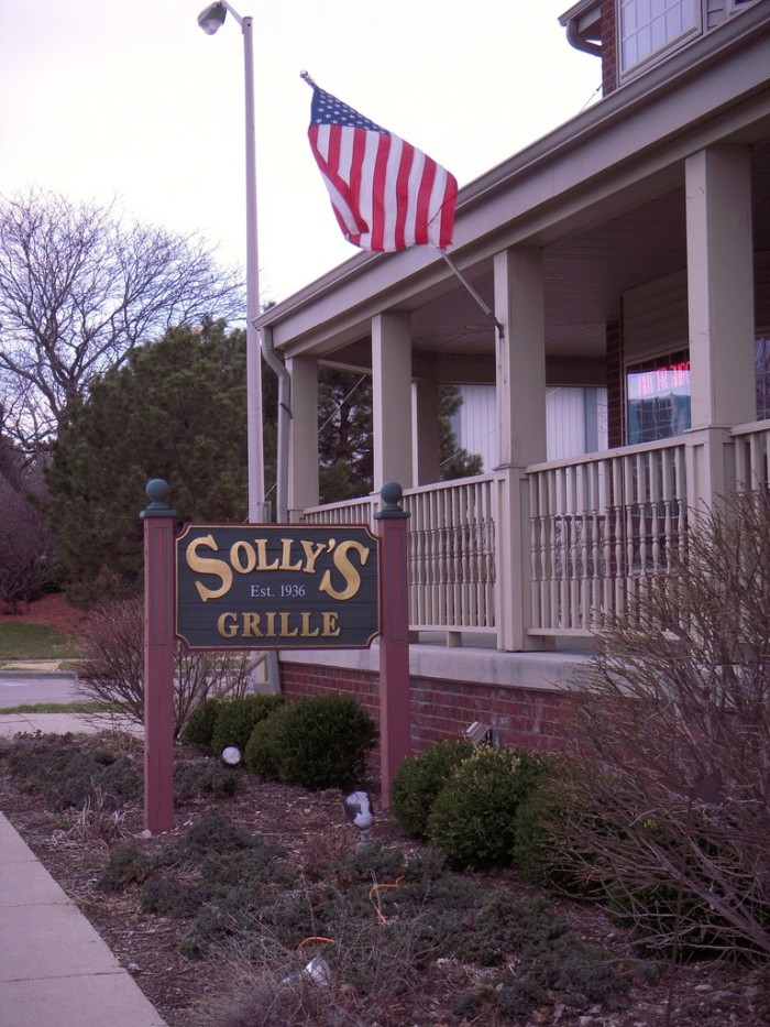 15. Solly's (Milwaukee). Home of the original butter burger. YUM.