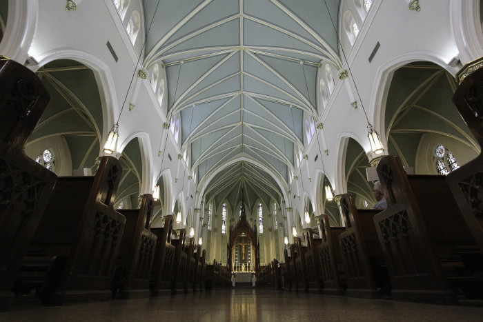 10. St. Louis Bertrand Catholic Church