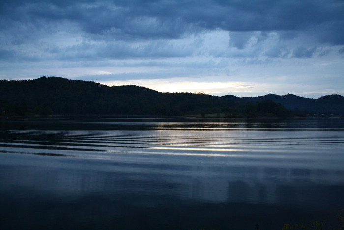 8) Stonewall Jackson Lake, which is located in Lewis County, is a 2,630 acre impoundment.