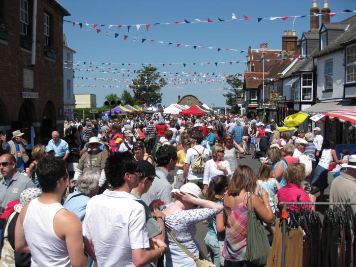 16. Street Festivals