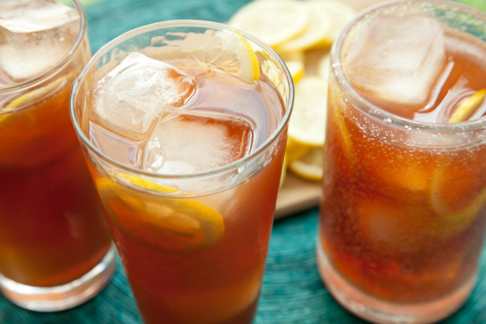 19) Texas sweet tea: every Southern state claims to have the best sweet tea, but you ain't seen nothin' until you've tried our sweet tea.