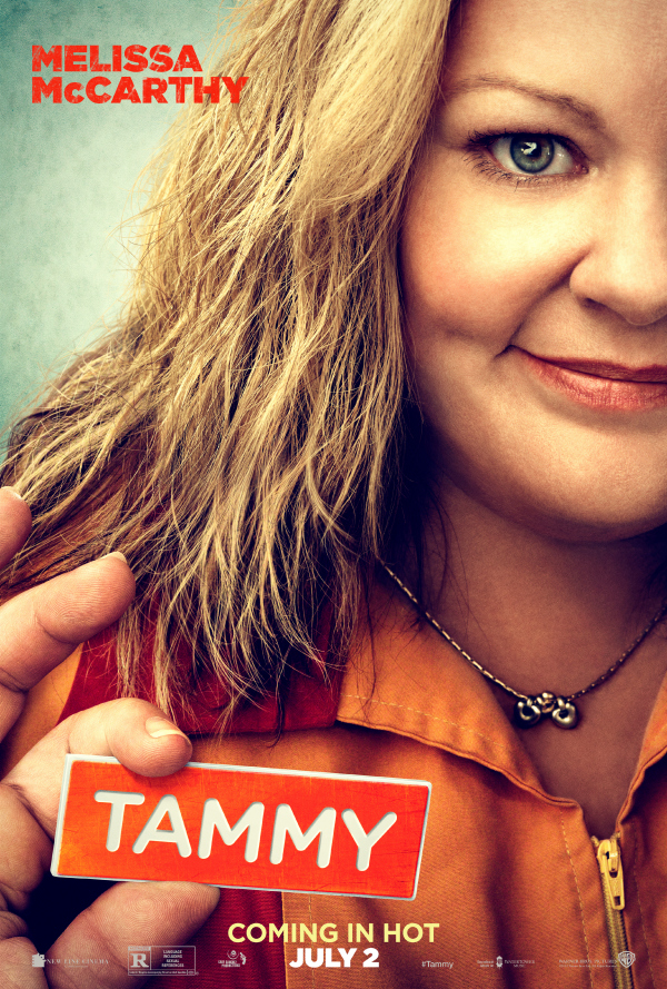 6. Tammy: featuring Melissa McCarthy and Susan Sarandon, the movie shows brief shots of Louisville, Kentucky, the Gene Snyder Freeway and Louisville skyline.
