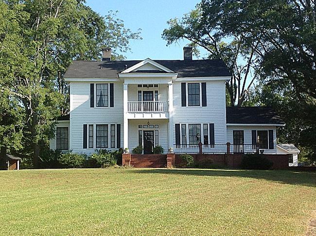 1. Warren House in Jonesboro, Georgia