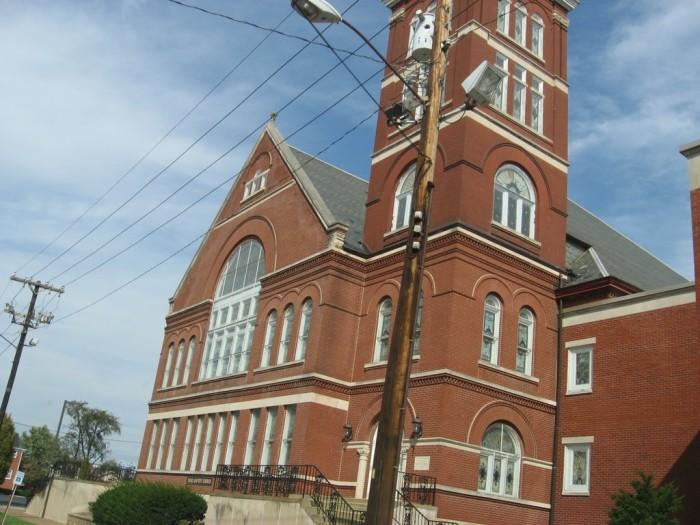 14. Third Baptist Church