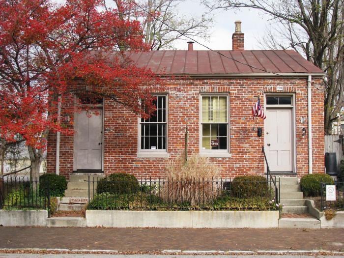 1. Thomas Edison House