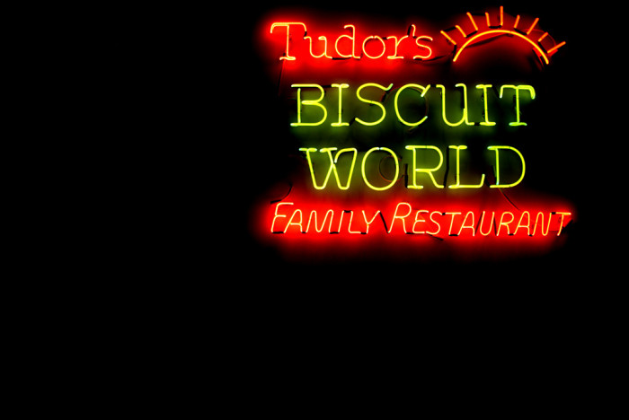 13) We graced this planet with Tudor's Biscuit World!