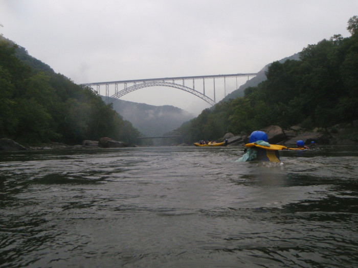 15) Go swimming in one of our beautiful rivers!