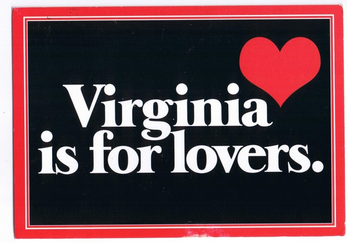 2. Virginia is for Lovers