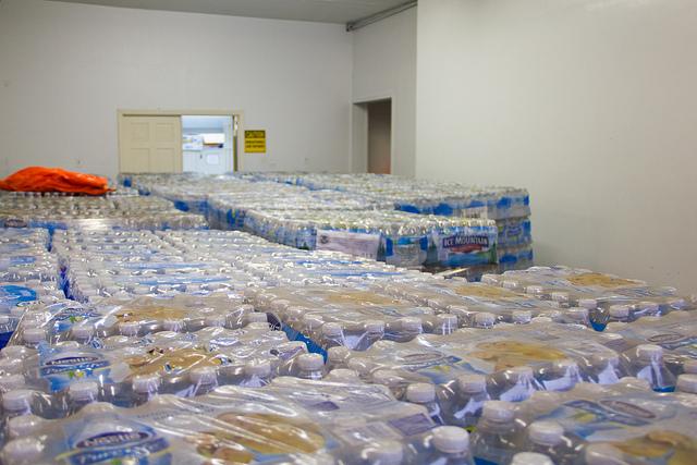 5) 2014 Water Crisis - a.k.a. the Aqua-pocalypse.